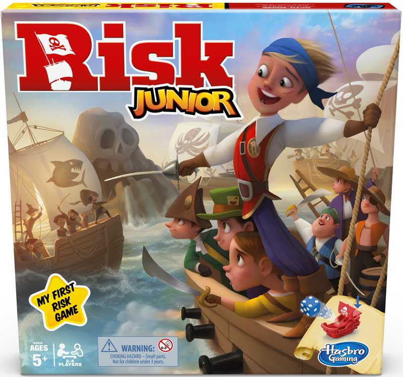Wholesalers of Risk Junior toys
