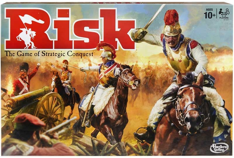 Wholesalers of Risk toys