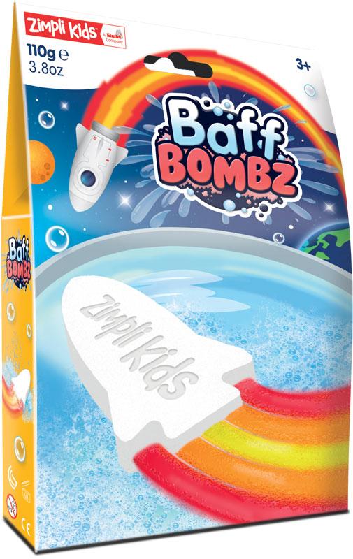 Wholesalers of Rocket Baff Bombz - 110g toys