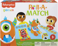 Wholesalers of Roll-a-match toys image
