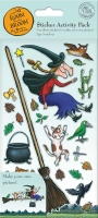 Wholesalers of Room On The Broom Dress Up Stickers toys image