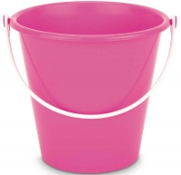 Wholesalers of Round Plain Bucket - Medium toys image