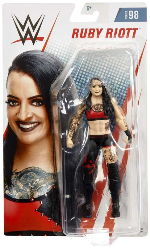 Wholesalers of Ruby Riot Figure toys