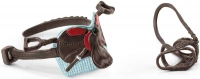 Wholesalers of Schleich Saddle & Bridle Horse Club Hannah & Cayenne toys image