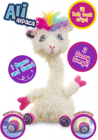 Wholesalers of Sassimals Ali The Alpaca Soft Toy toys image 2