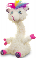 Wholesalers of Sassimals Ali The Alpaca Soft Toy toys image
