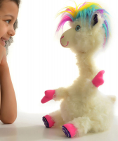 Wholesalers of Sassimals Ali The Alpaca Soft Toy toys image 3