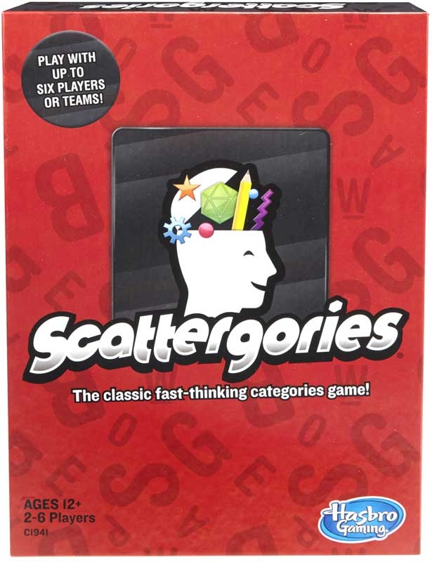Wholesalers of Scattergories toys