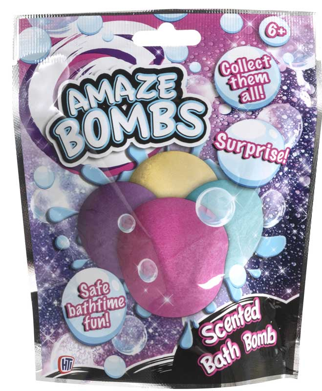 Wholesalers of Scented Bath Bomb toys