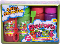 Wholesalers of Scented Bubbles toys image