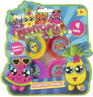 Wholesalers of Scented Dough 4 Pack toys image