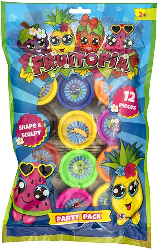 Wholesalers of Scented Dough Party Pack toys