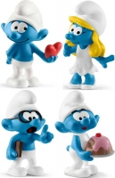 Wholesalers of Schleich 30 Smurfs - Classic toys image