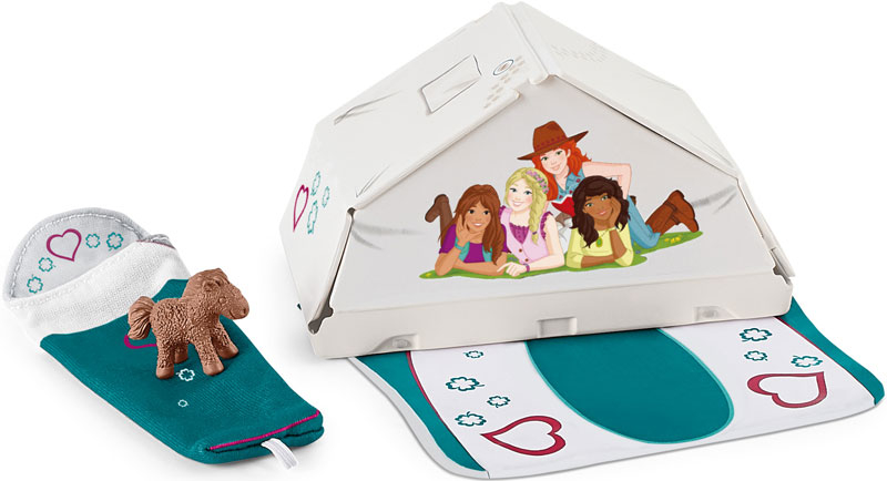 Wholesalers of Schleich Accessoires Camping toys