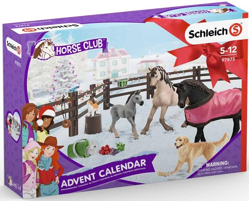 Wholesalers of Schleich Advent Calendar Horse Club toys