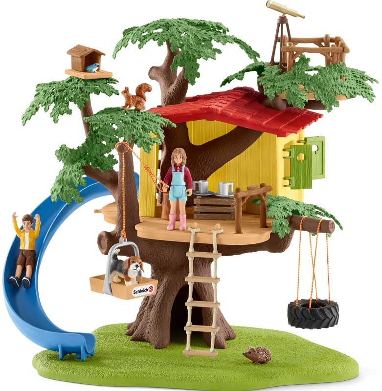 Wholesalers of Schleich Adventure Tree House toys