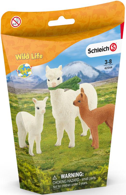 Wholesalers of Schleich Alpaca Set toys