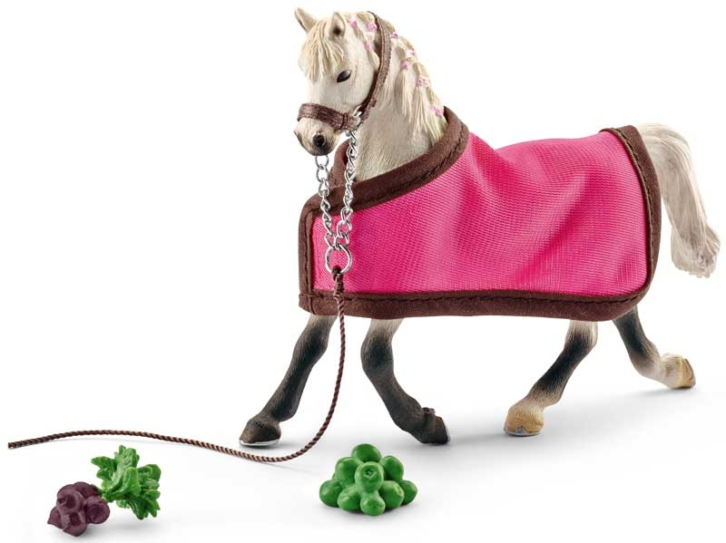 Wholesalers of Schleich Arab Mare With Blanket toys
