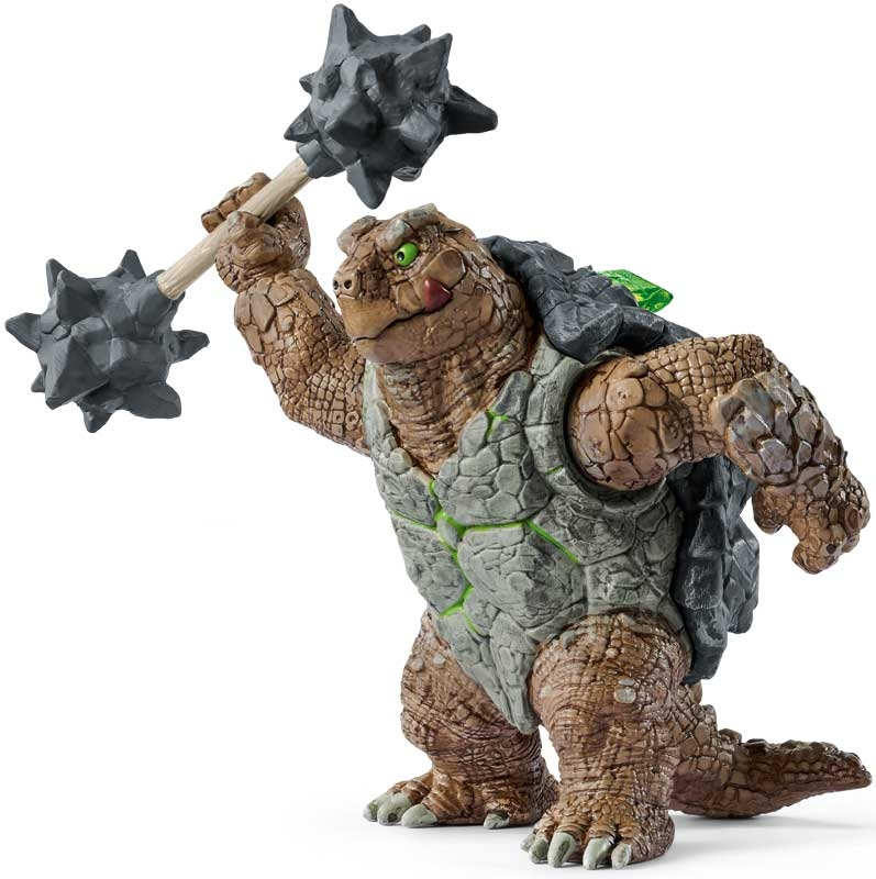 Wholesalers of Schleich Armoured Turtle With Weapon toys
