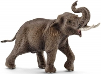 Wholesalers of Schleich Asian Elephant Male toys image