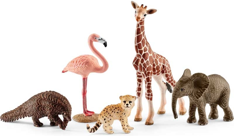 Wholesalers of Schleich Assorted Wild Life Animals toys