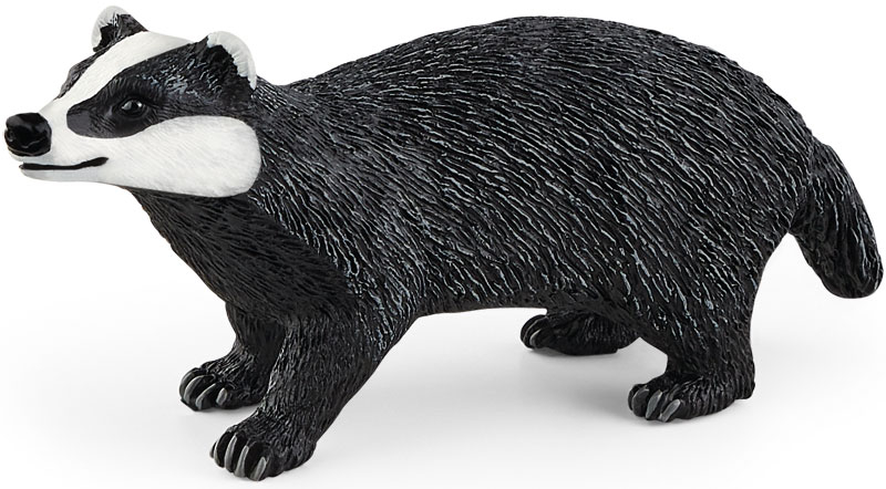 Wholesalers of Schleich Badger toys