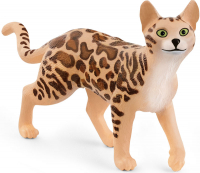 Wholesalers of Schleich Bengal Cat toys image