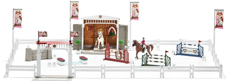 Wholesalers of Schleich Big Horse Show With Horses toys