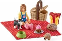 Wholesalers of Schleich Birthday Picnic toys image