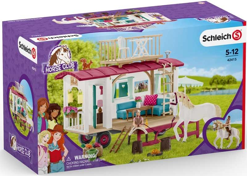 Wholesalers of Schleich Caravan For Secret Club Meetings toys