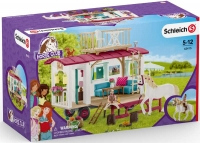 Wholesalers of Schleich Caravan For Secret Club Meetings toys image
