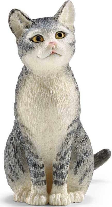 Wholesalers of Schleich Cat Sitting toys