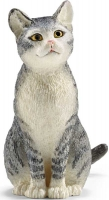Wholesalers of Schleich Cat Sitting toys image