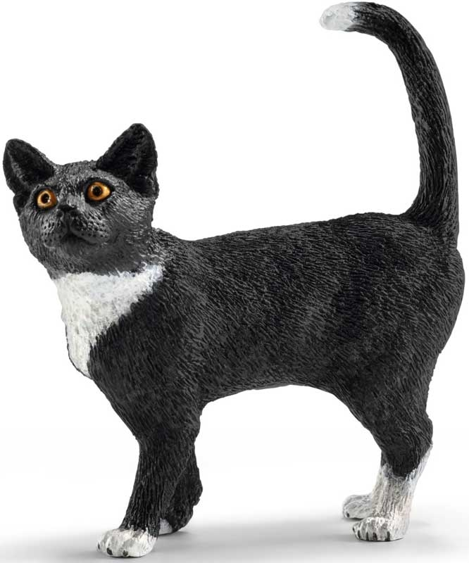 Wholesalers of Schelich Cat Standing toys