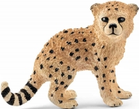 Wholesalers of Schleich Cheetah Cub toys image