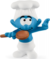 Wholesalers of Schleich Chef Smurf toys image