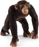 Wholesalers of Schleich Chimpanzee Male toys image