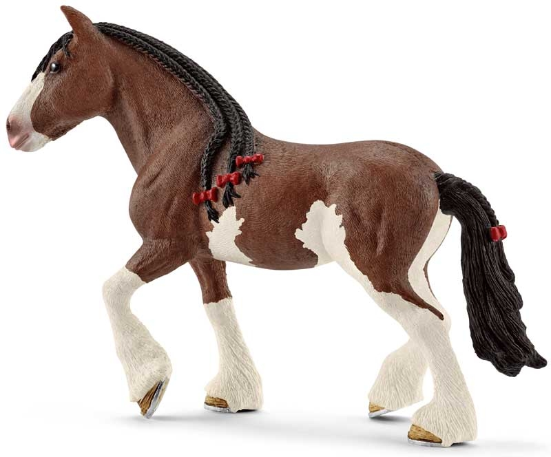Wholesalers of Schleich Clydesdale Mare toys