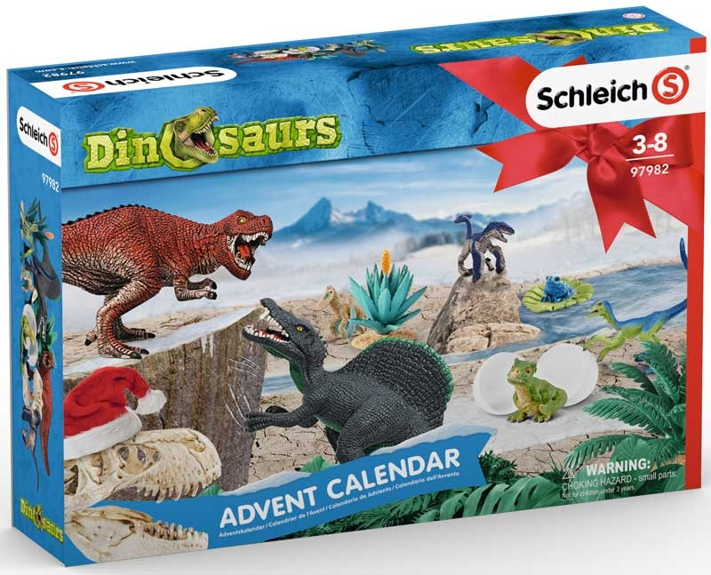 Wholesalers of Schleich Dinosaurs Advent Calendar toys