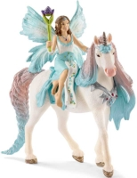 Wholesalers of Schleich Fairy Eyela With Princess Unicorn toys image