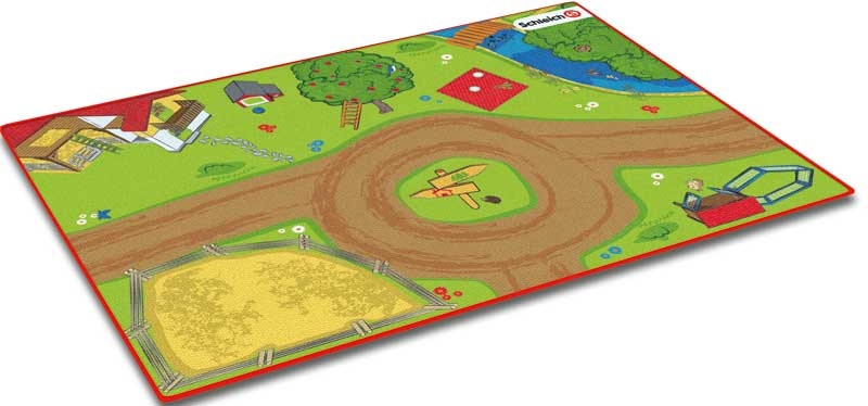 Wholesalers of Schleich Farm Playmat toys
