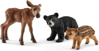 Wholesalers of Schleich Forest Animal Babies toys image
