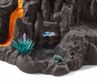 Wholesalers of Schleich Giant Volcano With T-rex toys image 5