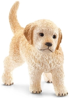 Wholesalers of Schleich Golden Retriever Puppy toys image