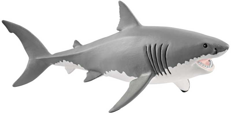 Wholesalers of Schleich Great White Shark toys