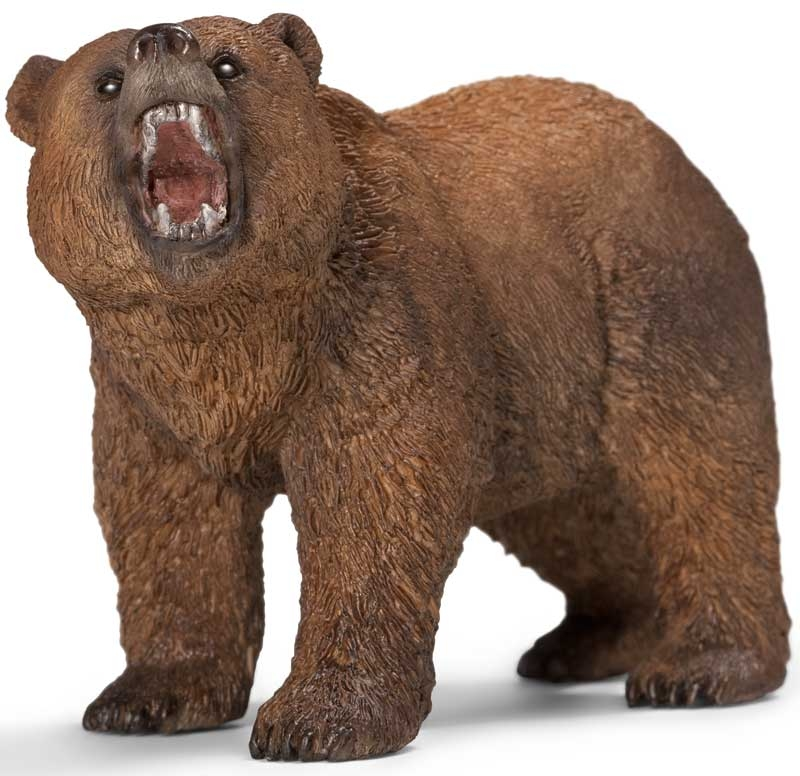 Wholesalers of Schleich Grizzly Bear toys