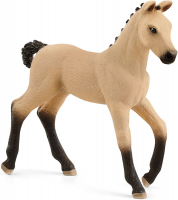 Wholesalers of Schleich Hannoverian Foal Red Dun toys image