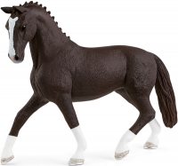 Wholesalers of Schleich Hannoverian Mare Black toys image