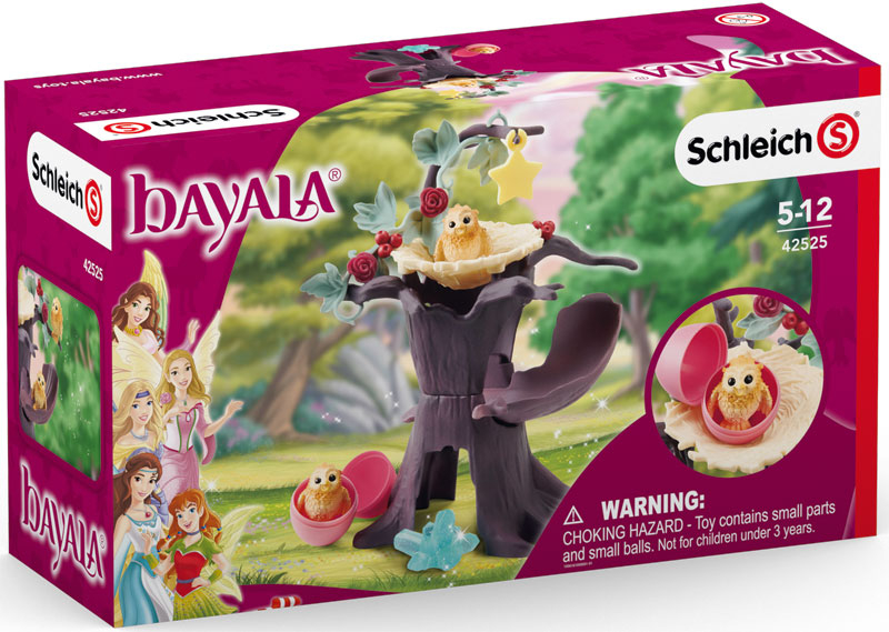 Wholesalers of Schleich Hatching Owl Chicks toys