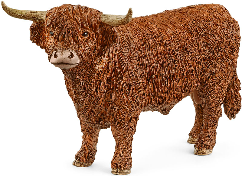 Wholesalers of Schleich Highland Bull toys